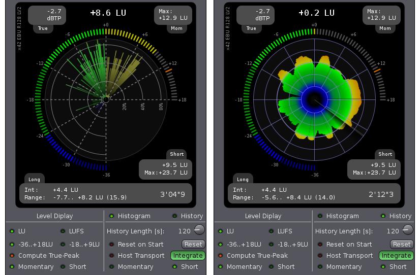 meters.lv2 - pour linux